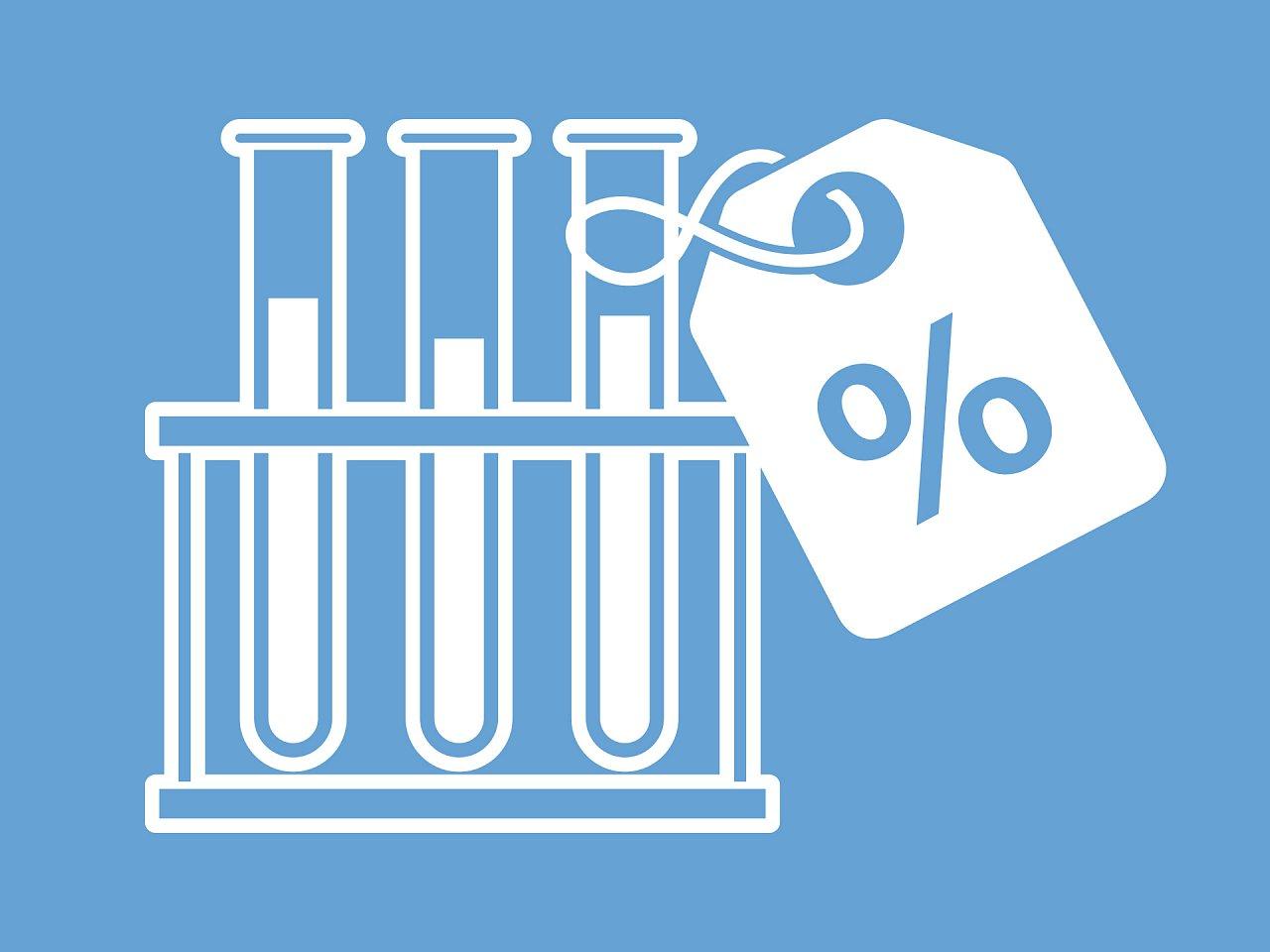 Výprodej laboratorního skla a pomůcek